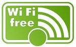 Free Wifi in Hotel Area